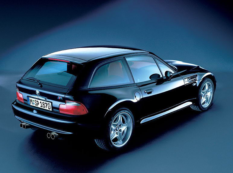Bmw Z3 M Coupe Picture 11 Reviews News Specs Buy Car