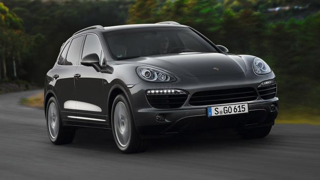 Porsche Cayenne S:picture # 12 , reviews, news, specs, buy car