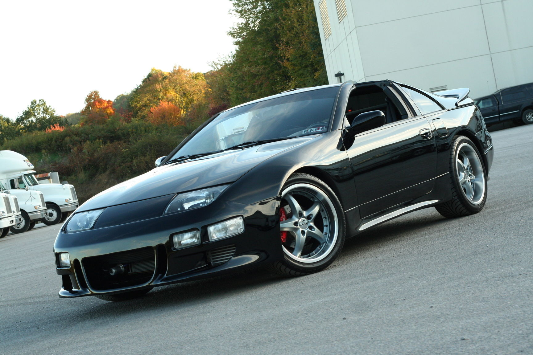 Nissan 300zx Twin Turbo Picture 12 Reviews News