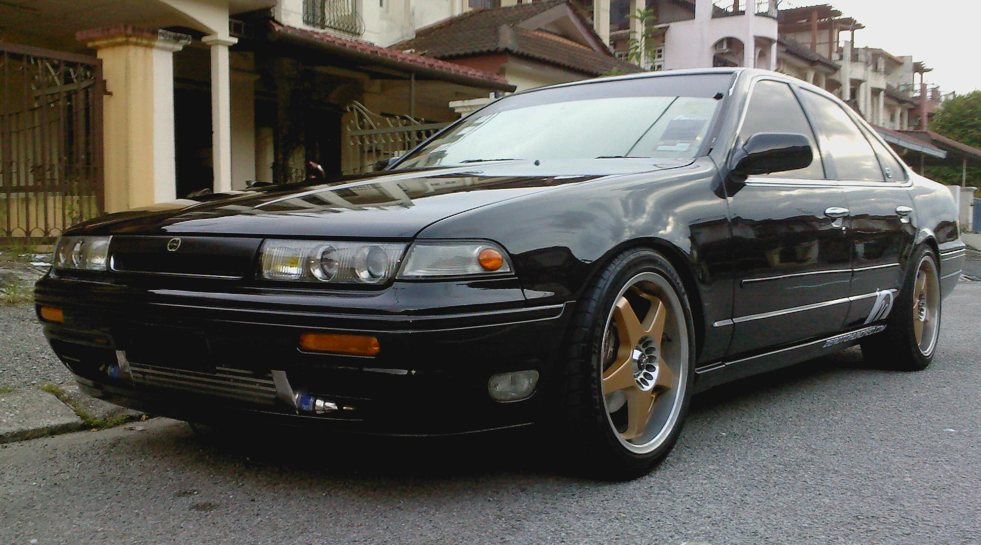 Nissan Cefiro A31:picture # 7 , Reviews, News, Specs, Buy Car