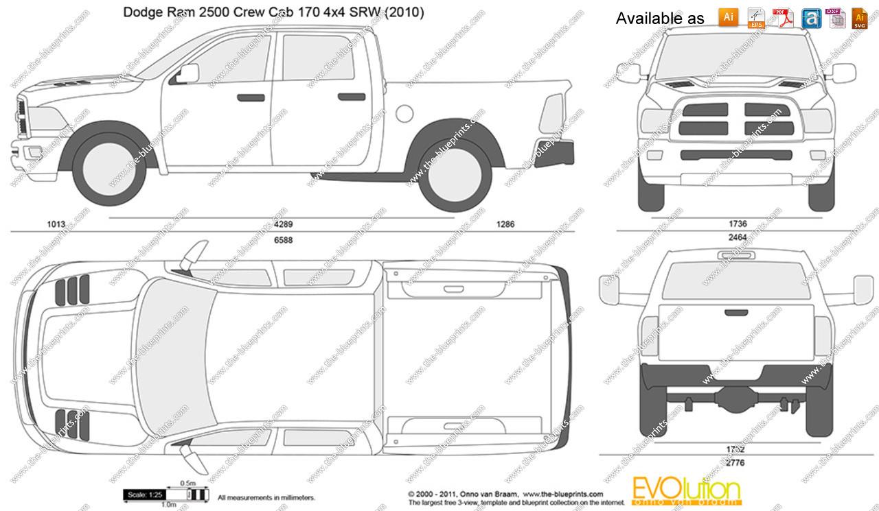 Dodge Ram 2500 crew cab:picture # 13 , reviews, news