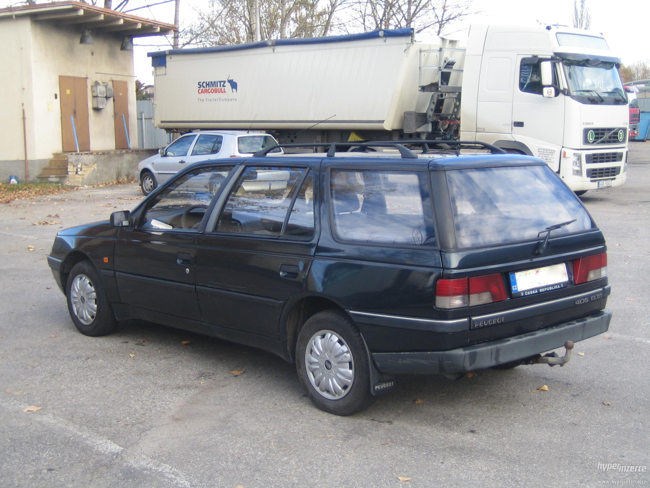 Peugeot 405 Grdt Picture 1 Reviews News Specs Buy Car