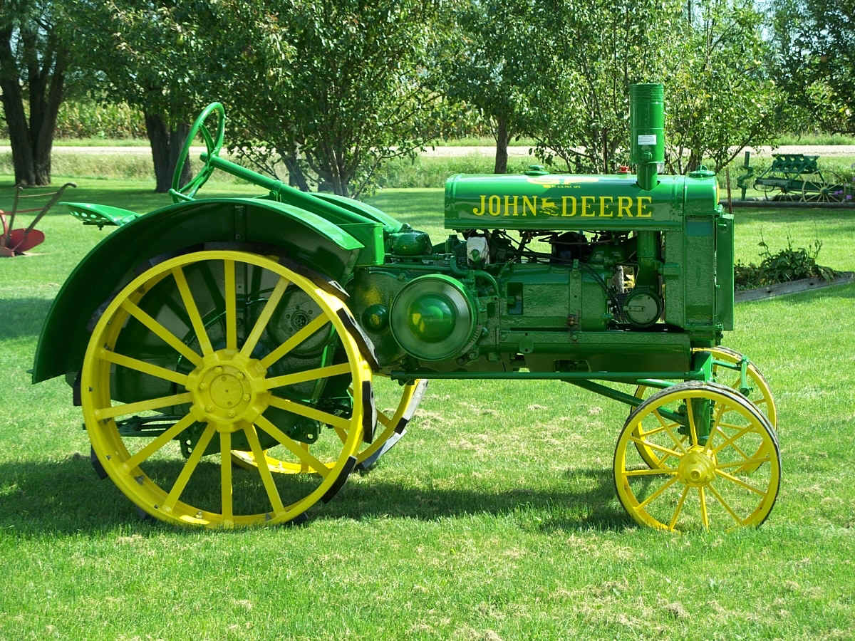 John Deere Gp Photos Reviews News Specs Buy Car