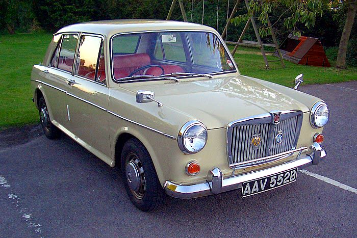 Mg 1100 Picture 7 Reviews News Specs Buy Car