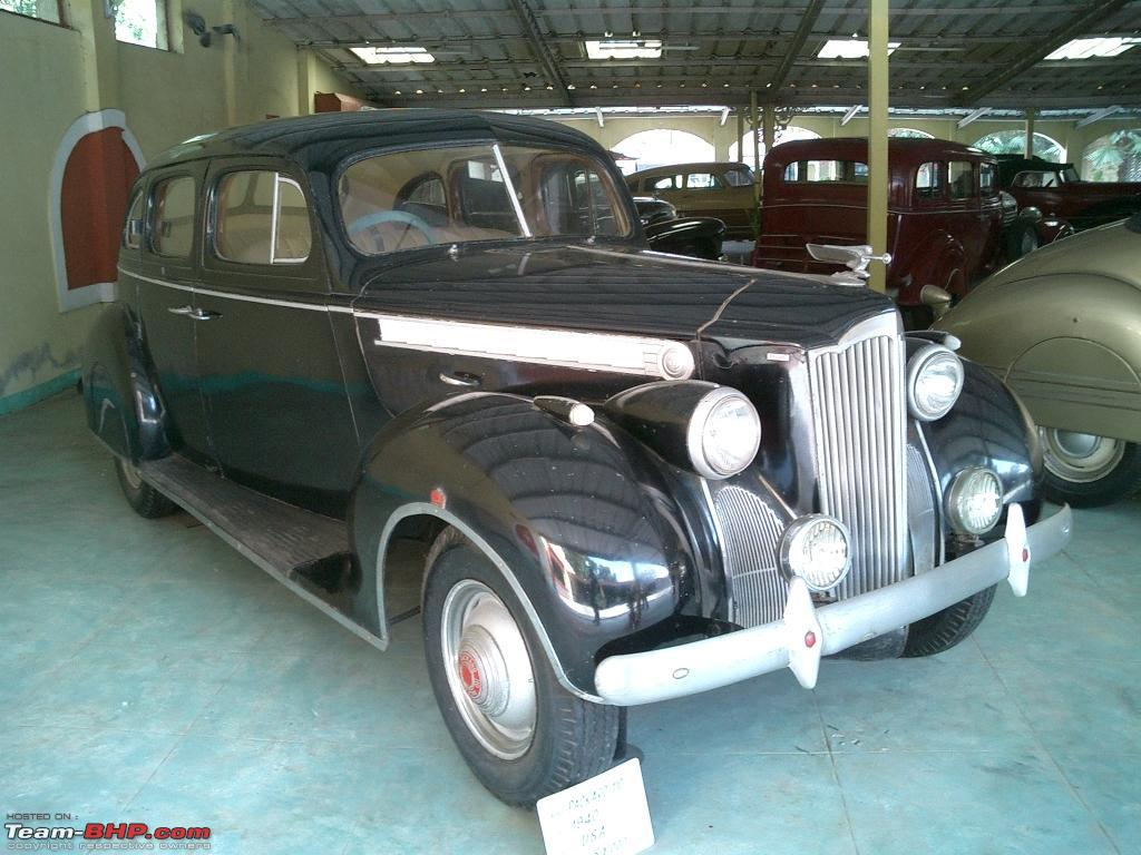 Packard 110 touring sedan