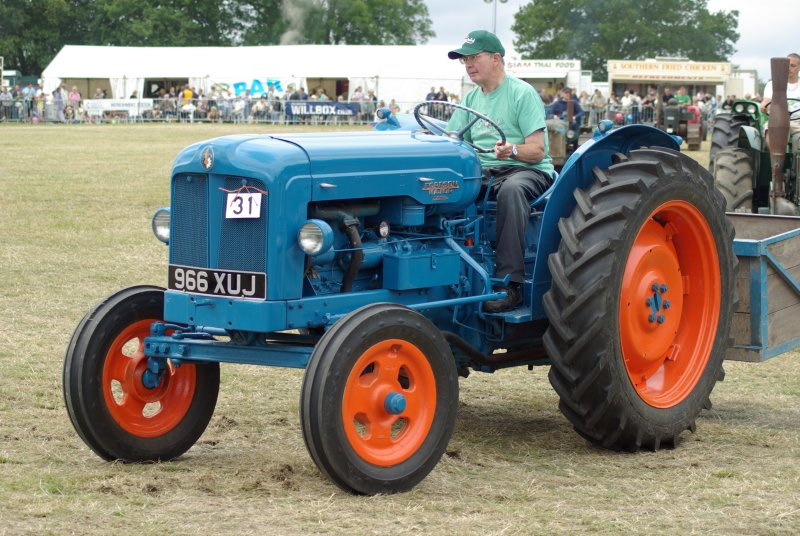 Fordson Major Diesel Picture 8 Reviews News Specs