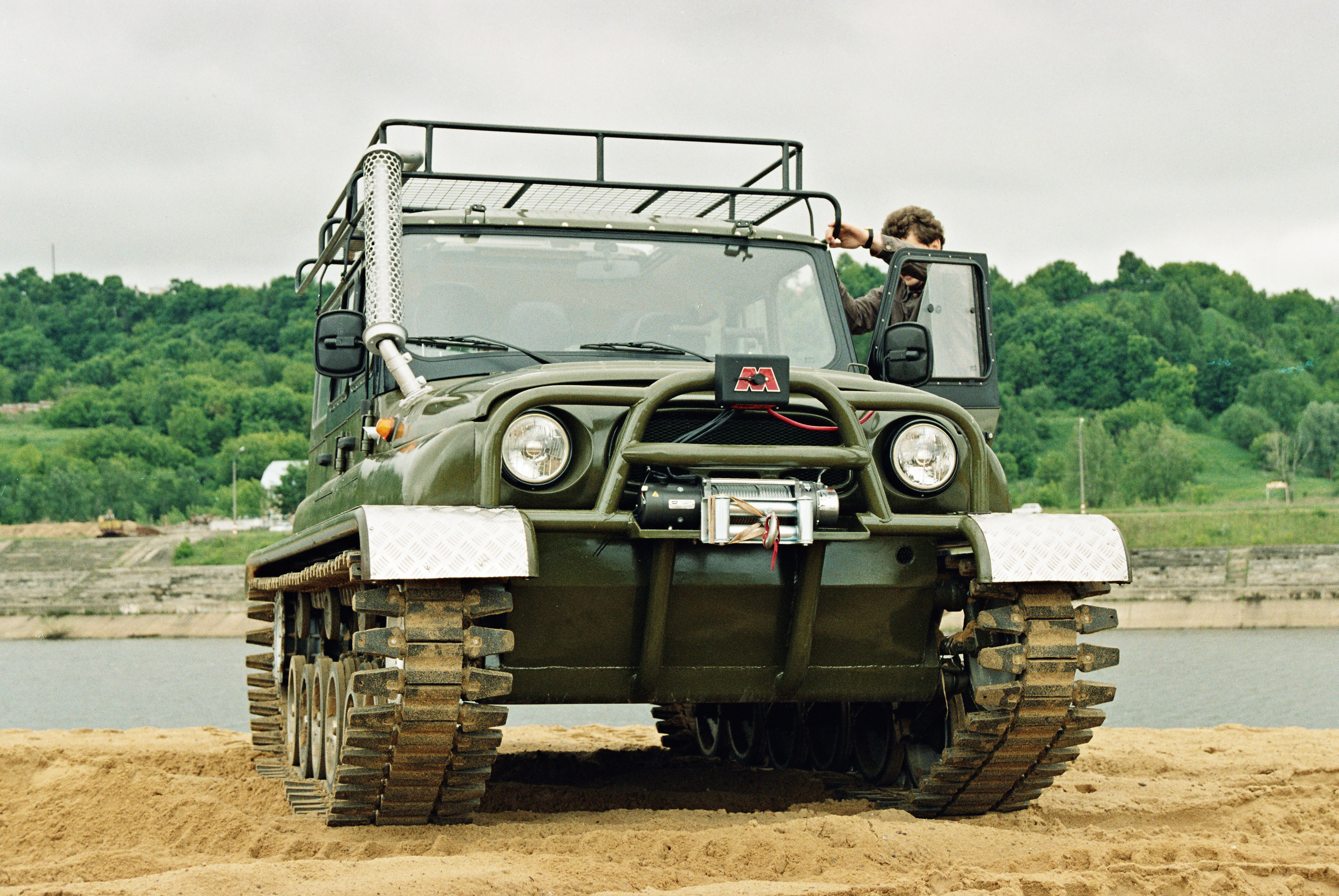 Uaz Hunter Picture 6 Reviews News Specs Buy Car