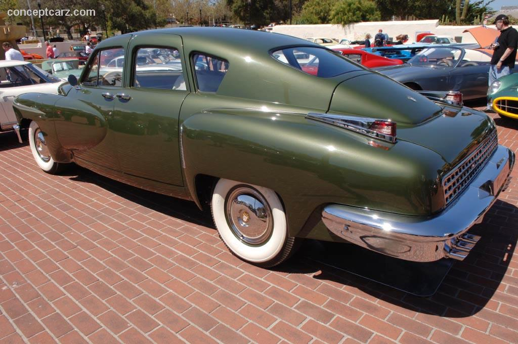 Tucker Torpedo Photos Reviews News Specs Buy Car