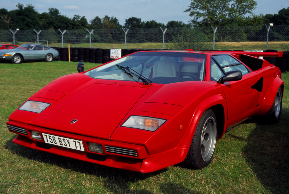 Lamborghini Countach Se25 Picture 7 Reviews News