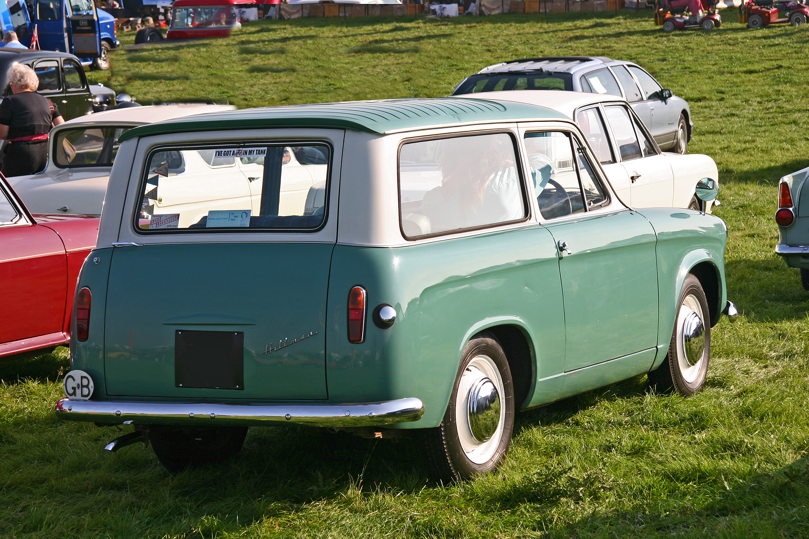Hillman Husky Picture 12 Reviews News Specs Buy Car