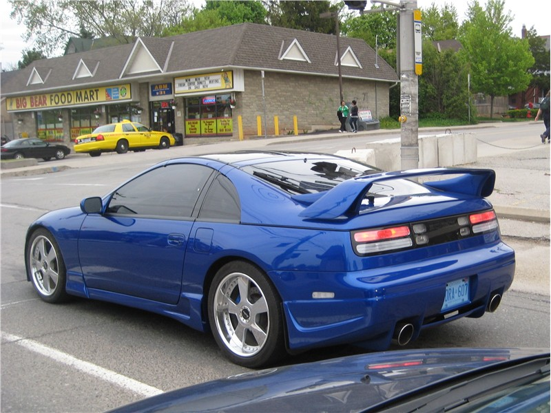 Nissan 300zx twin turbo picture 8 reviews news specs buy car