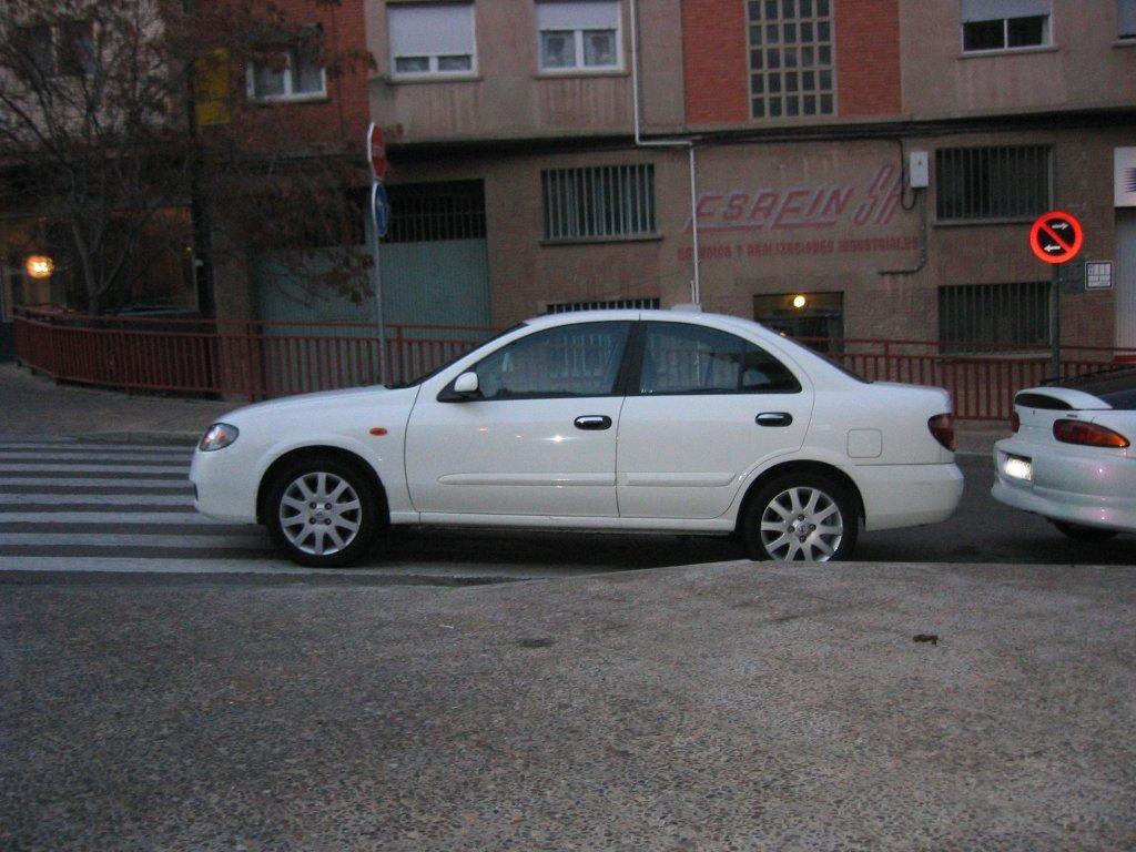 Nissan Almera Sedan N16:picture # 14 , reviews, news ...