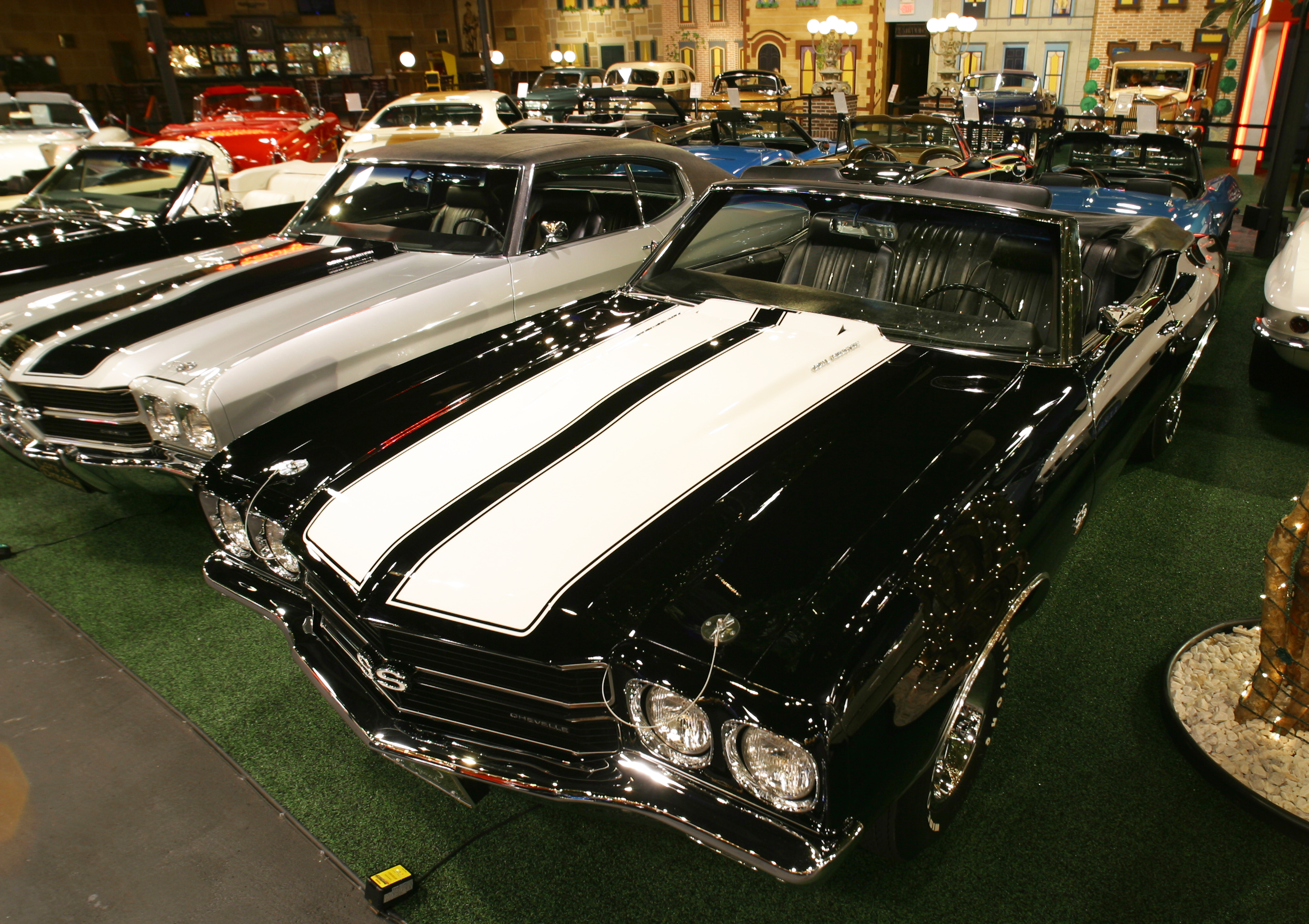 Chevrolet Chevelle SS LS5 Convertible:picture # 6 , reviews