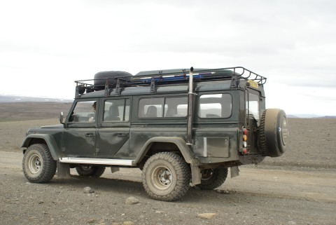 Land Rover Defender 24TDi