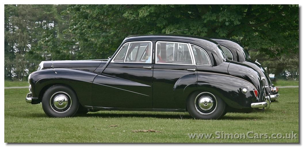 Daimler Conquest Picture 13 Reviews News Specs Buy Car