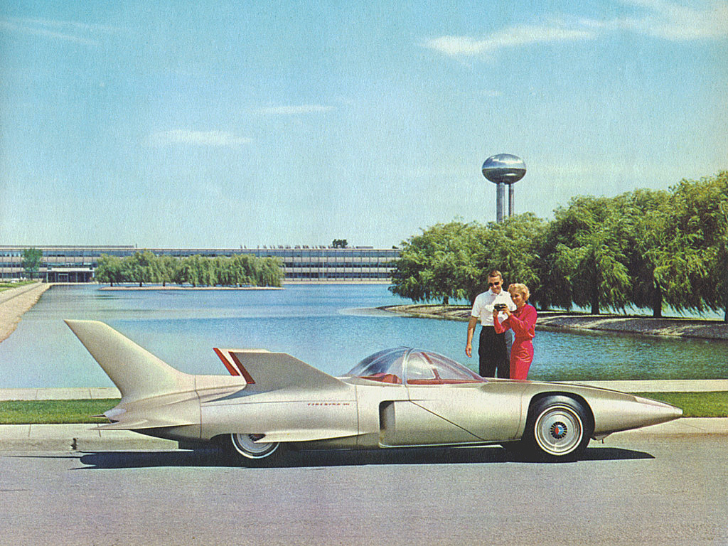 General Motors Firebird I Concept Car Picture 2