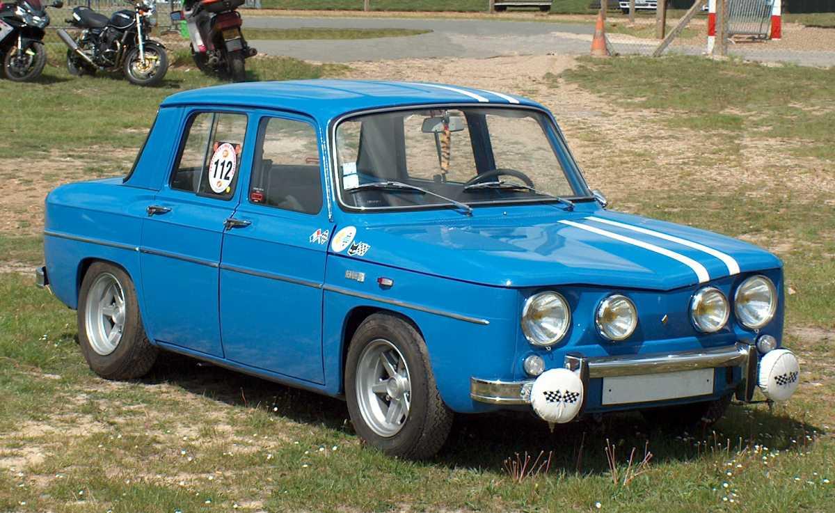 Renault R8 Gordini Picture 6 Reviews News Specs Buy Car