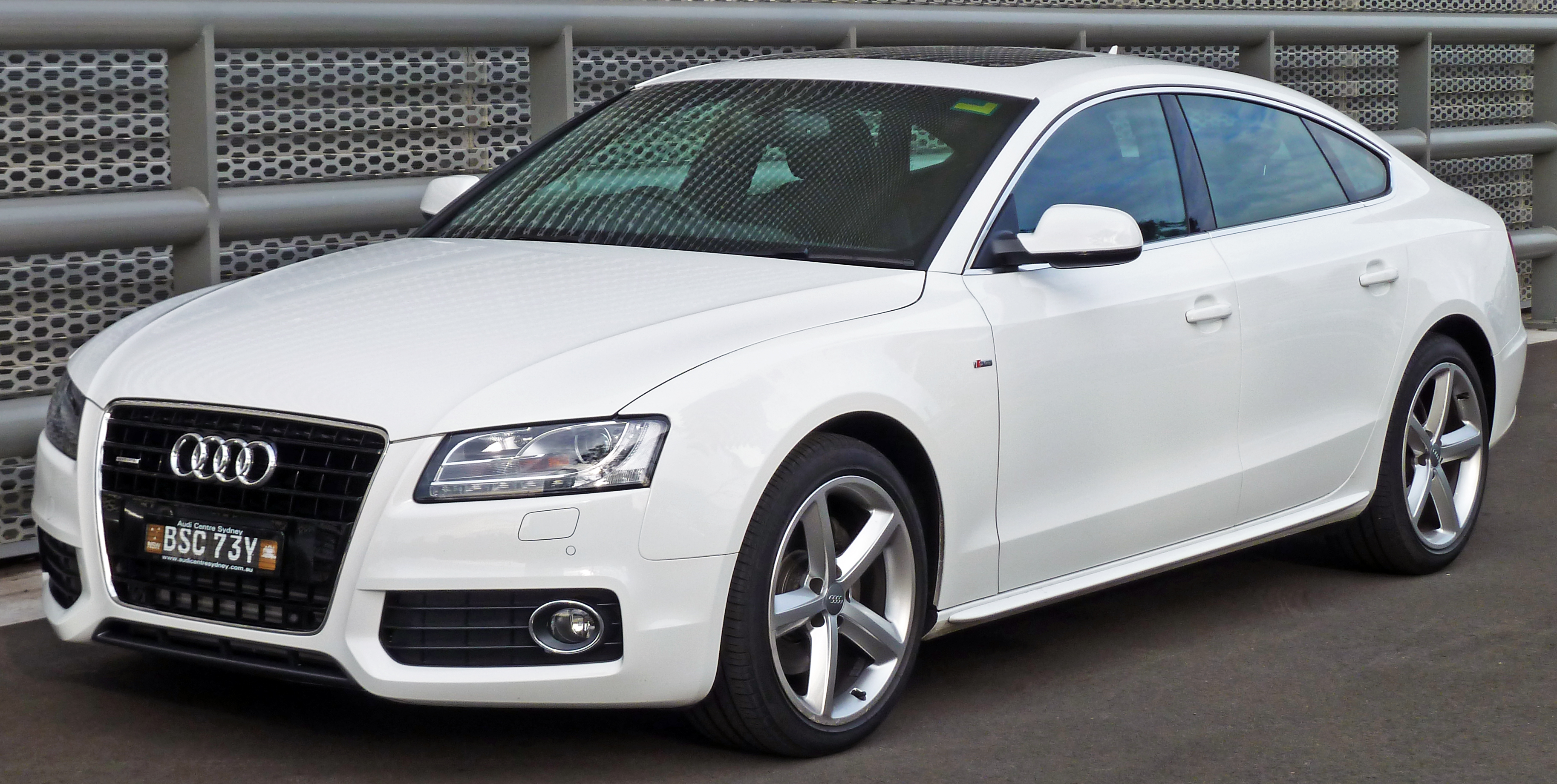Audi A5picture 9 Reviews News Specs Buy Car