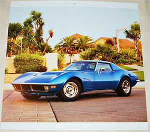 Chevrolet Corvette Stingray Hardtop