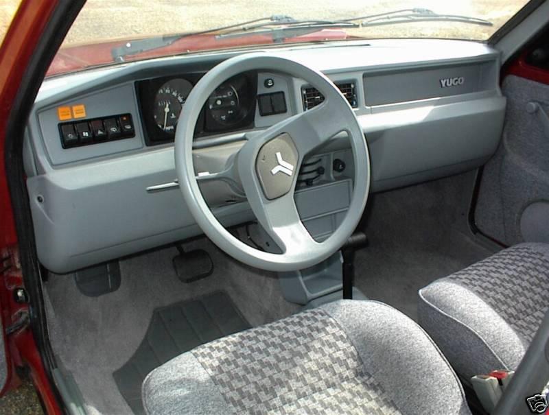 Yugo Gv Plus Picture 12 Reviews News Specs Buy Car