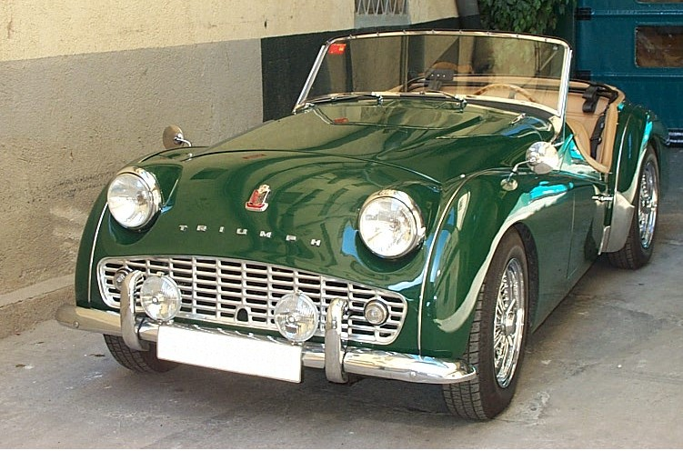 Triumph TR3:picture # 13 , reviews, news, specs, buy car