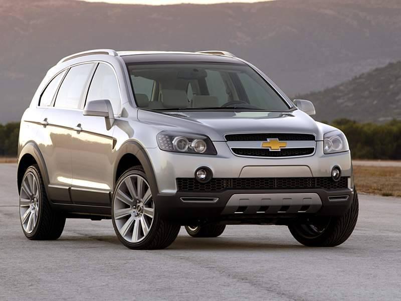 Chevrolet Captiva Ltzpicture 14 Reviews News Specs Buy Car