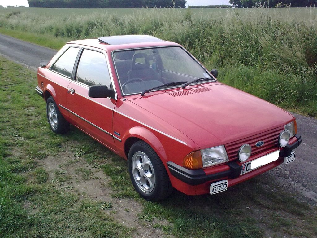 Ford Escort Mk3:picture # 9 , reviews, news, specs, buy car