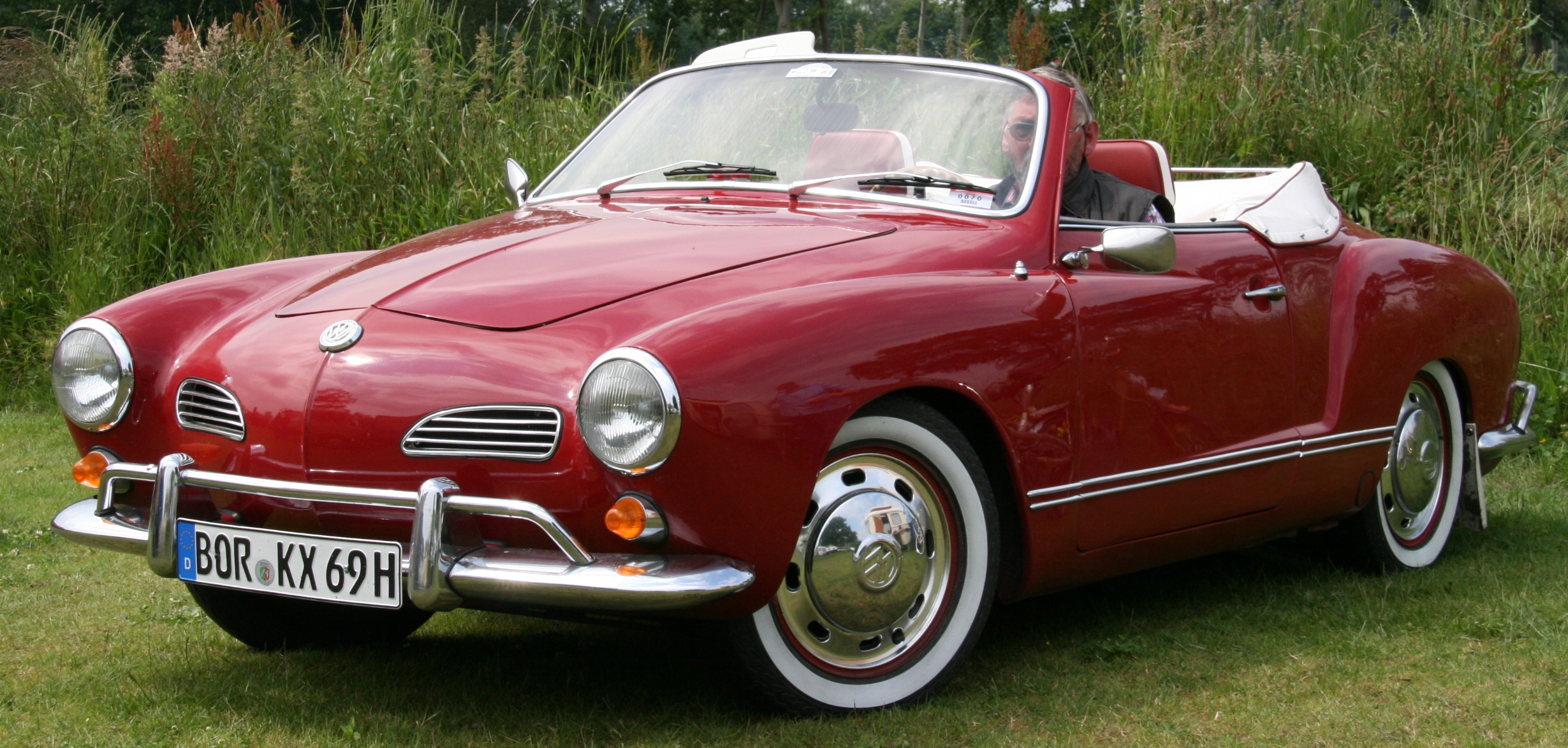 volkswagen karmann ghia cabrio picture 3 reviews news specs buy car. Black Bedroom Furniture Sets. Home Design Ideas