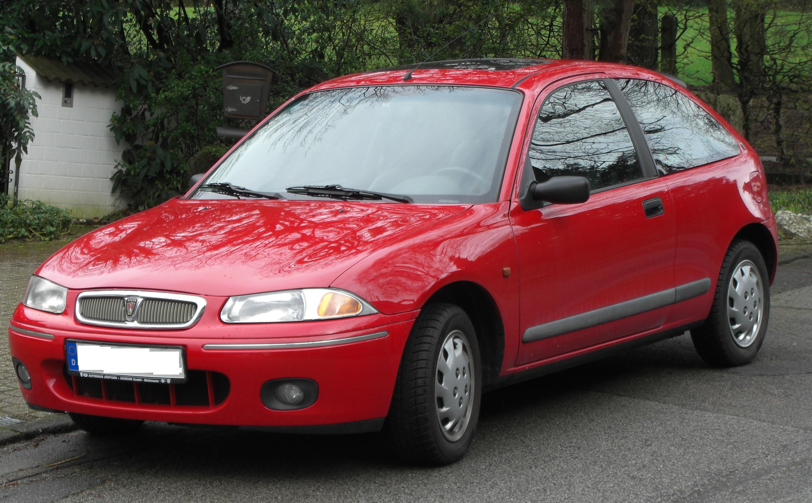 Rover 200 Picture 10 Reviews News Specs Buy Car
