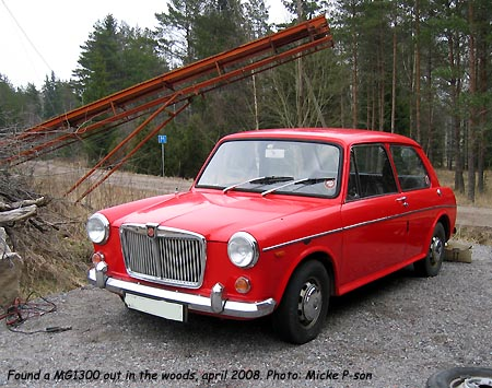 Mg 1300 Picture 9 Reviews News Specs Buy Car