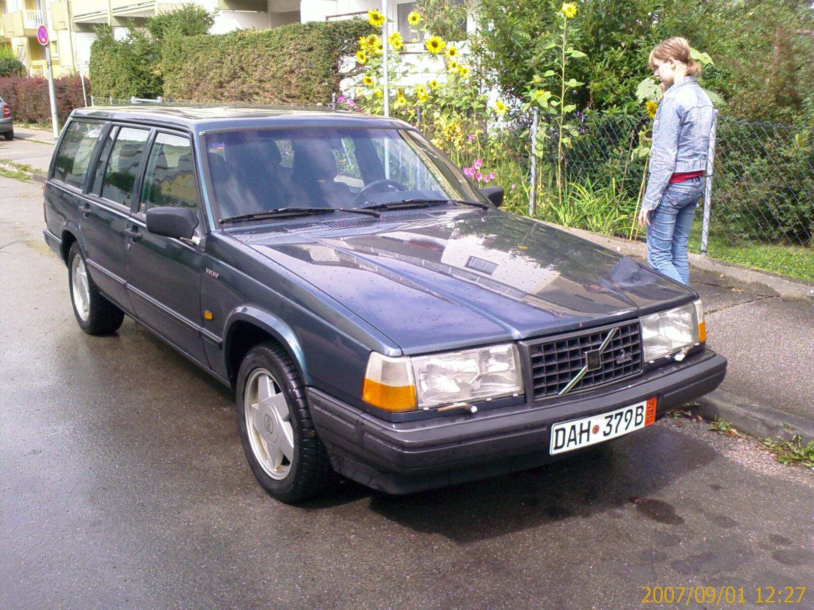 Volvo 740 Turbo:picture # 7 , reviews, news, specs, buy car