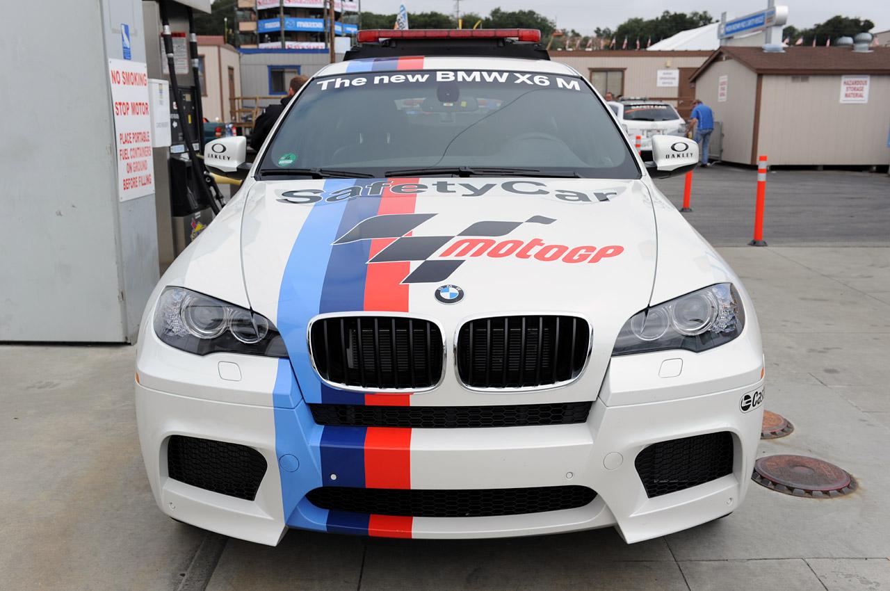 Bmw X6 Safty Car Motorsport Vision Colours Picture 9 Reviews News Specs Buy Car