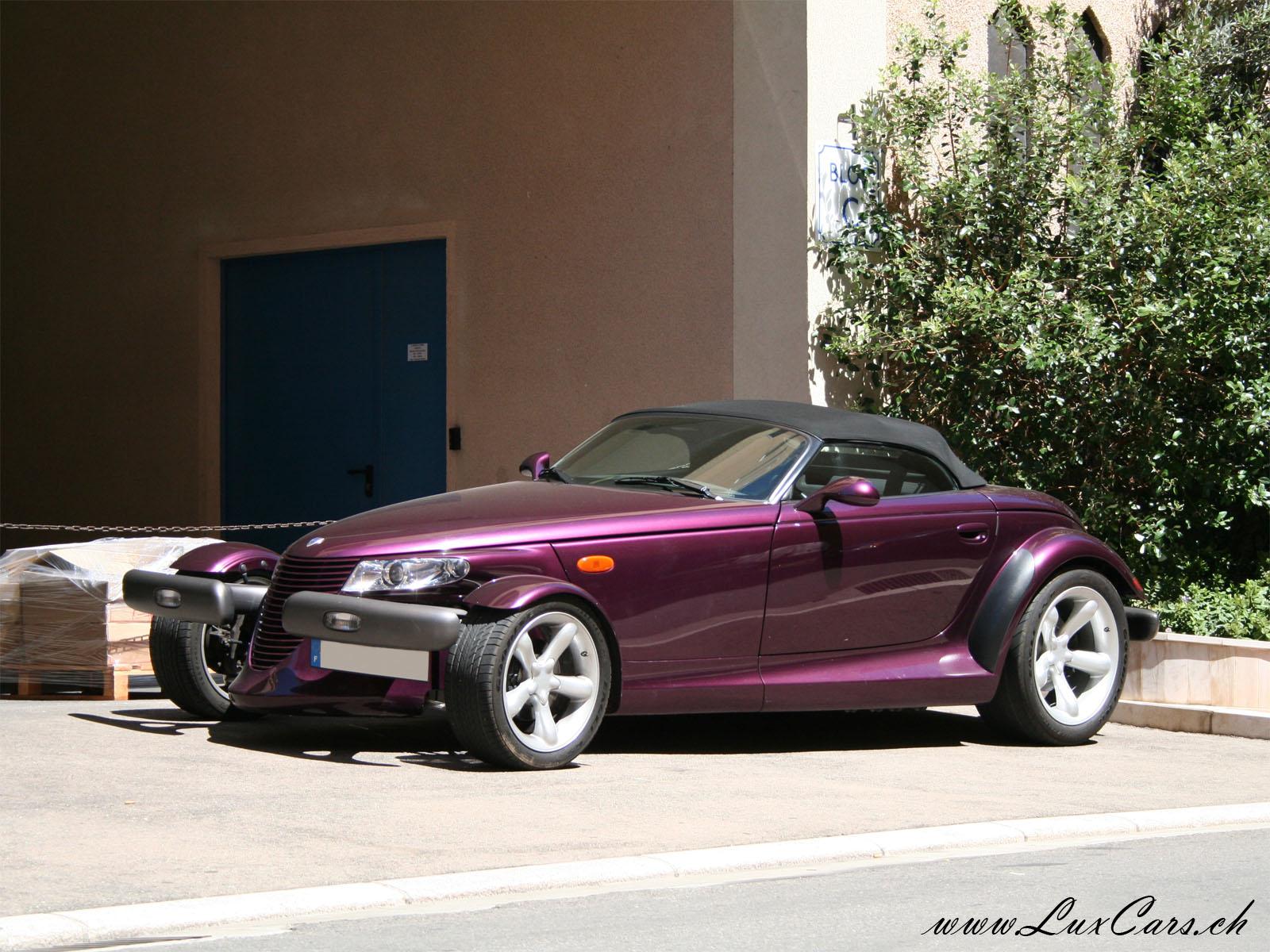 Chrysler Prowler Photos Reviews News Specs Buy Car