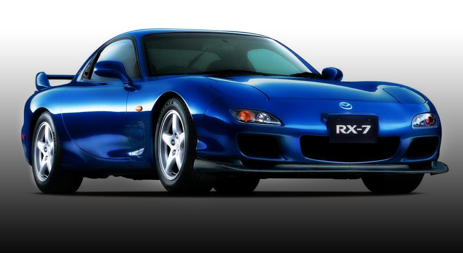Mazda RX-7: Photos, Reviews, News, Specs, Buy car