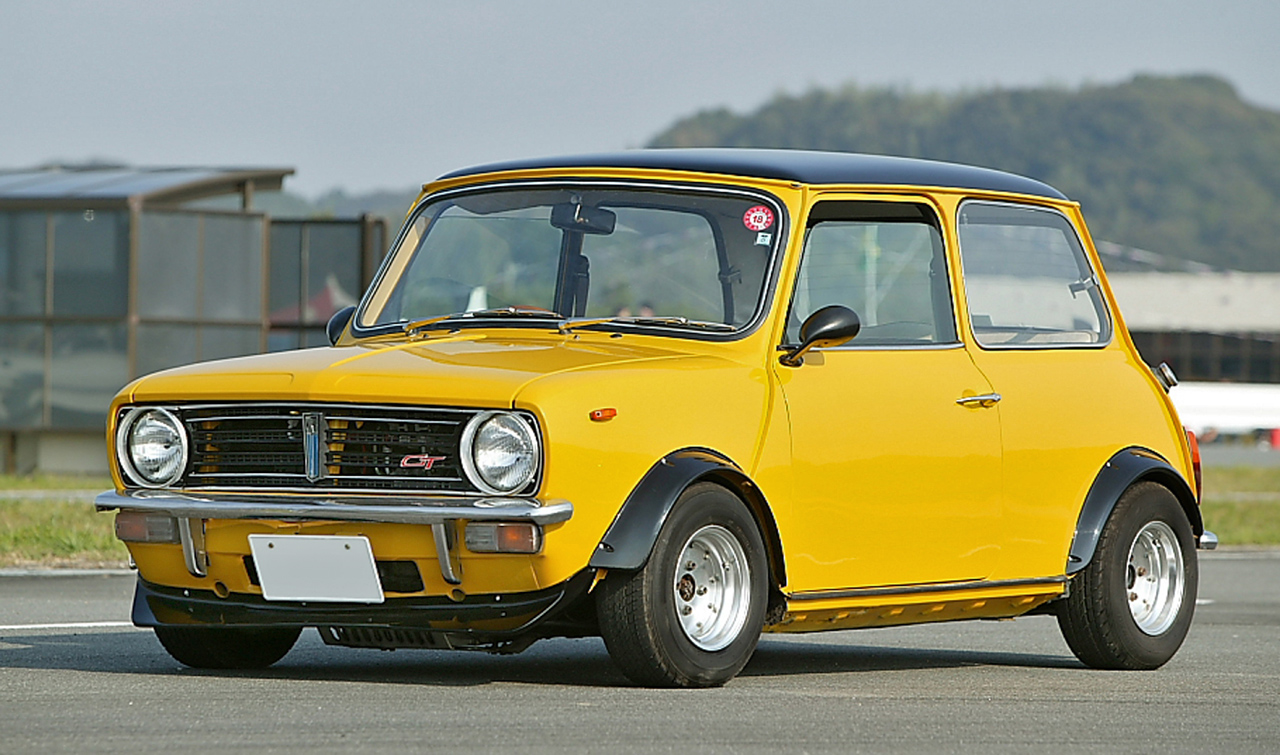 Mini Clubman 1275 Gtpicture 6 Reviews News Specs Buy Car