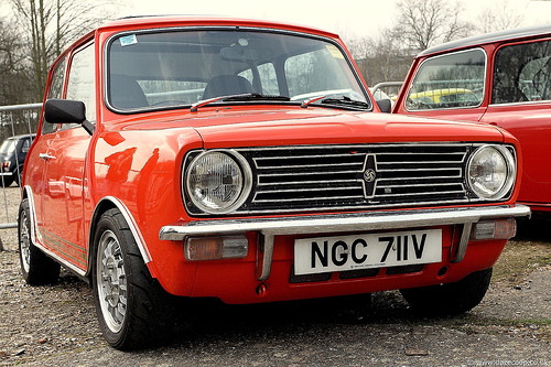 Mini Clubman 1275 Gtpicture 7 Reviews News Specs Buy Car