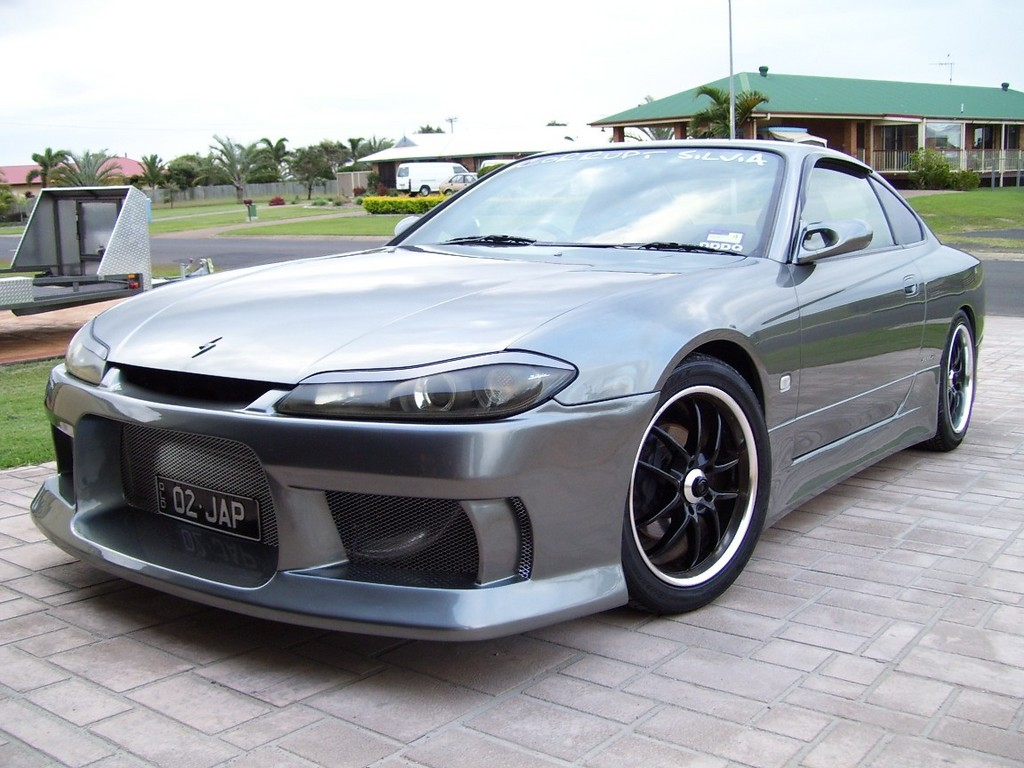 Nissan Silvia S15 Picture 13 Reviews News Specs Buy Car