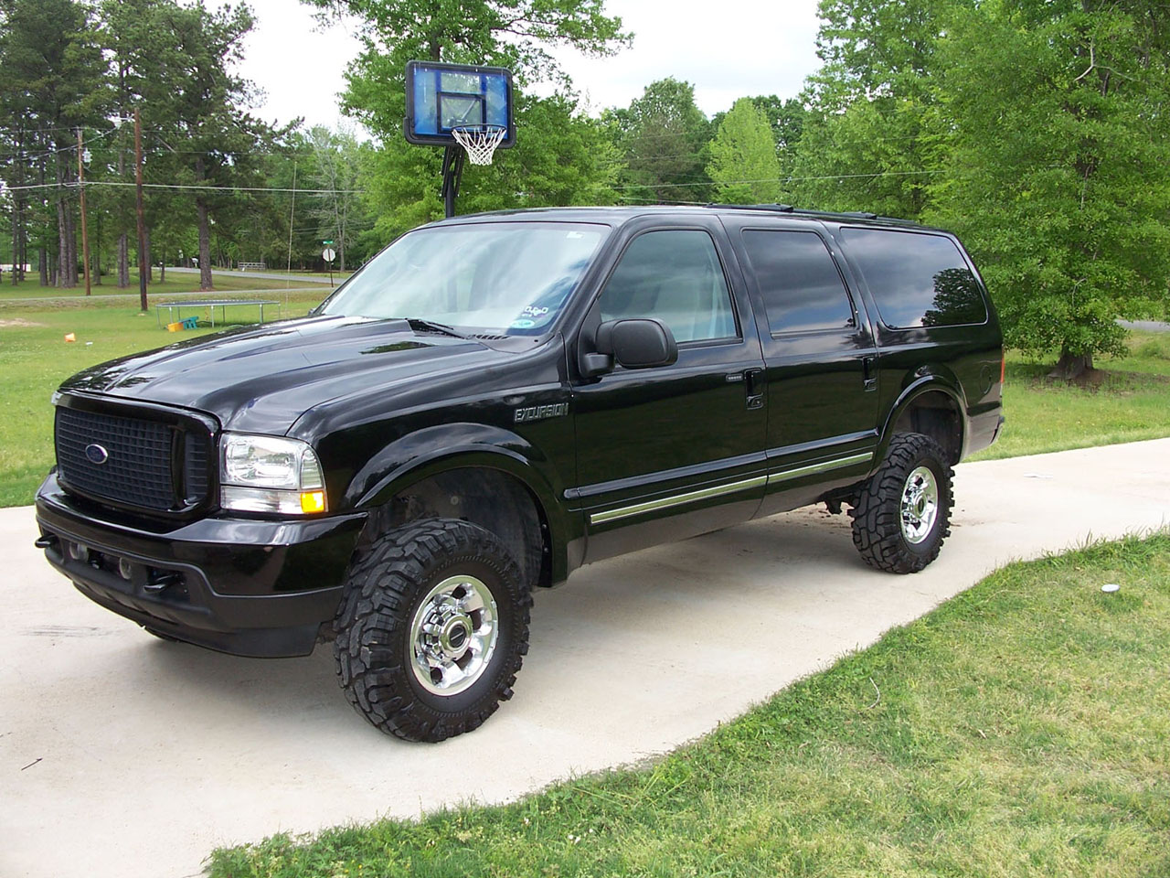 2013 ford excursion viewing gallery