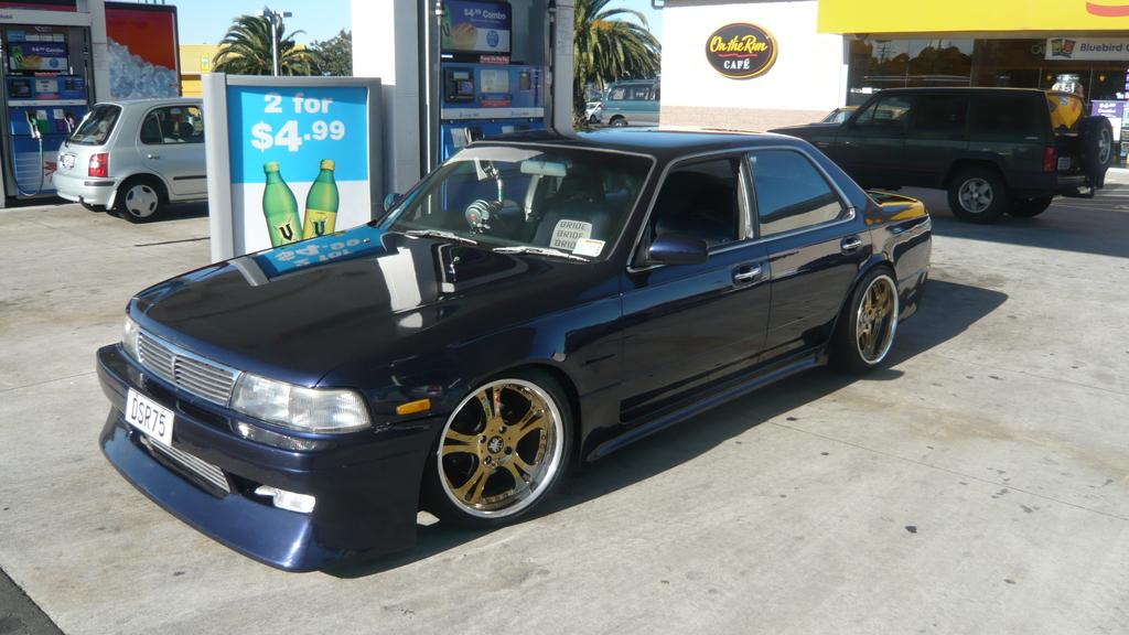 Nissan Laurel:picture # 11 , reviews, news, specs, buy car