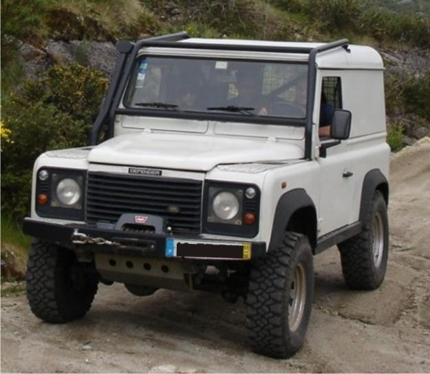 Land Rover Defender Td5 Picture 15 Reviews News