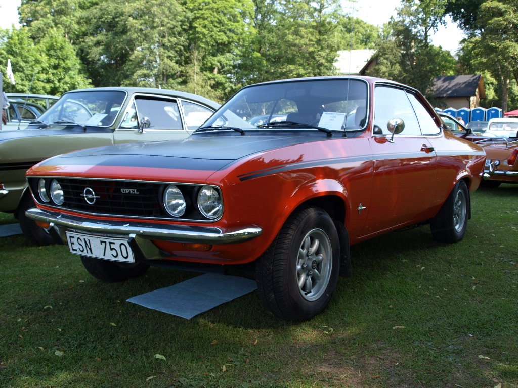 opel manta sr picture 1 reviews news specs buy car. Black Bedroom Furniture Sets. Home Design Ideas