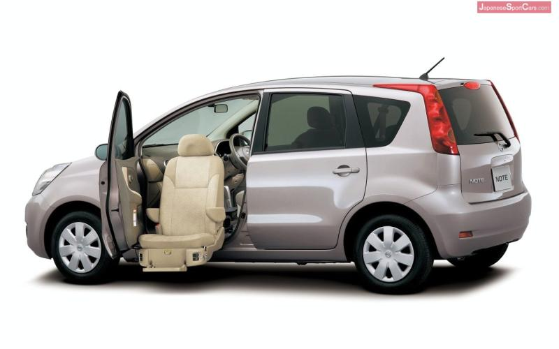 nissan note picture 14 reviews news specs buy car. Black Bedroom Furniture Sets. Home Design Ideas