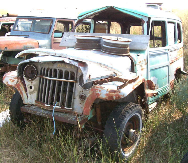 Willys Jeep 4X4:picture # 11 , Reviews, News, Specs, Buy Car
