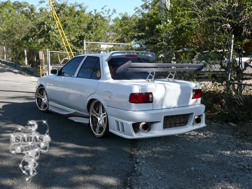 Nissan Tsuru:picture # 13 , reviews, news, specs, buy car