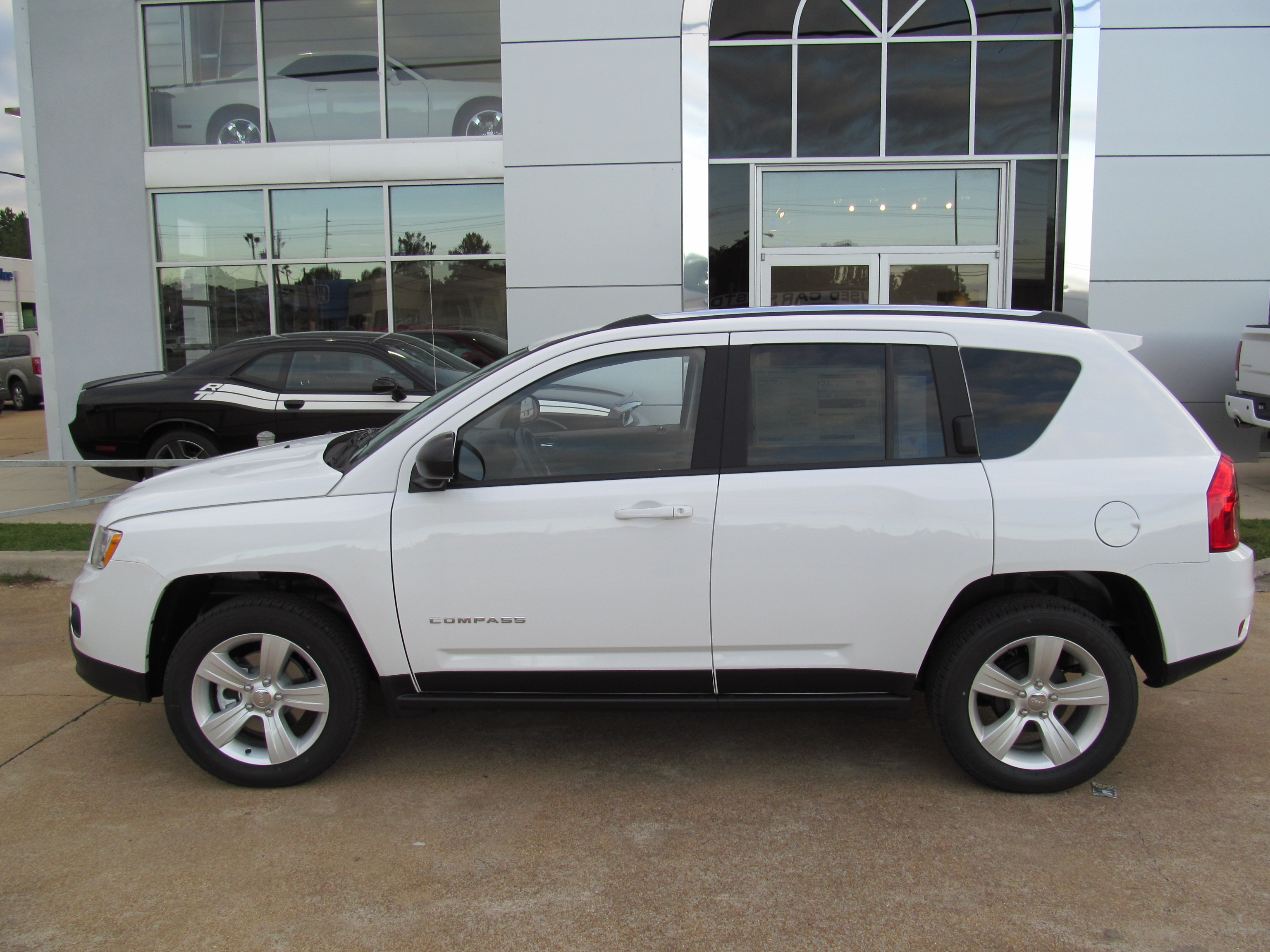 jeep compass sport picture 2 reviews news specs buy car. Black Bedroom Furniture Sets. Home Design Ideas