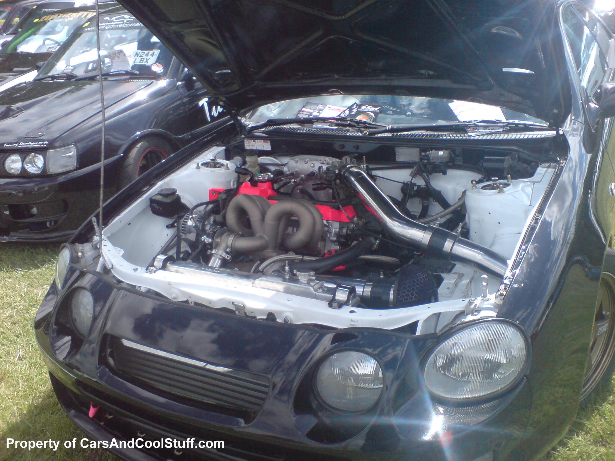 Toyota Celica Gt4 St205 Photos Reviews News Specs Buy Car
