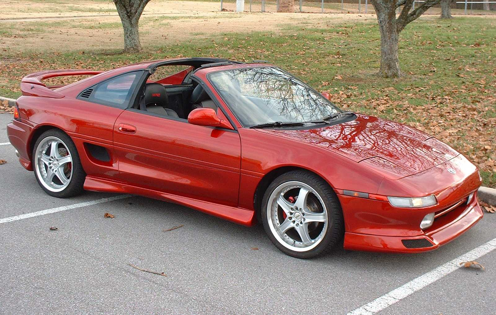 Toyota MR2: Photos, Reviews, News, Specs, Buy car