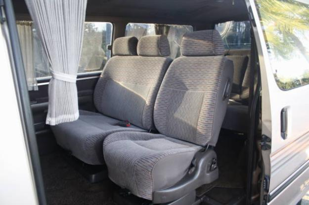 Toyota Hiace Super Custom Limited:picture # 1 , reviews, news, specs