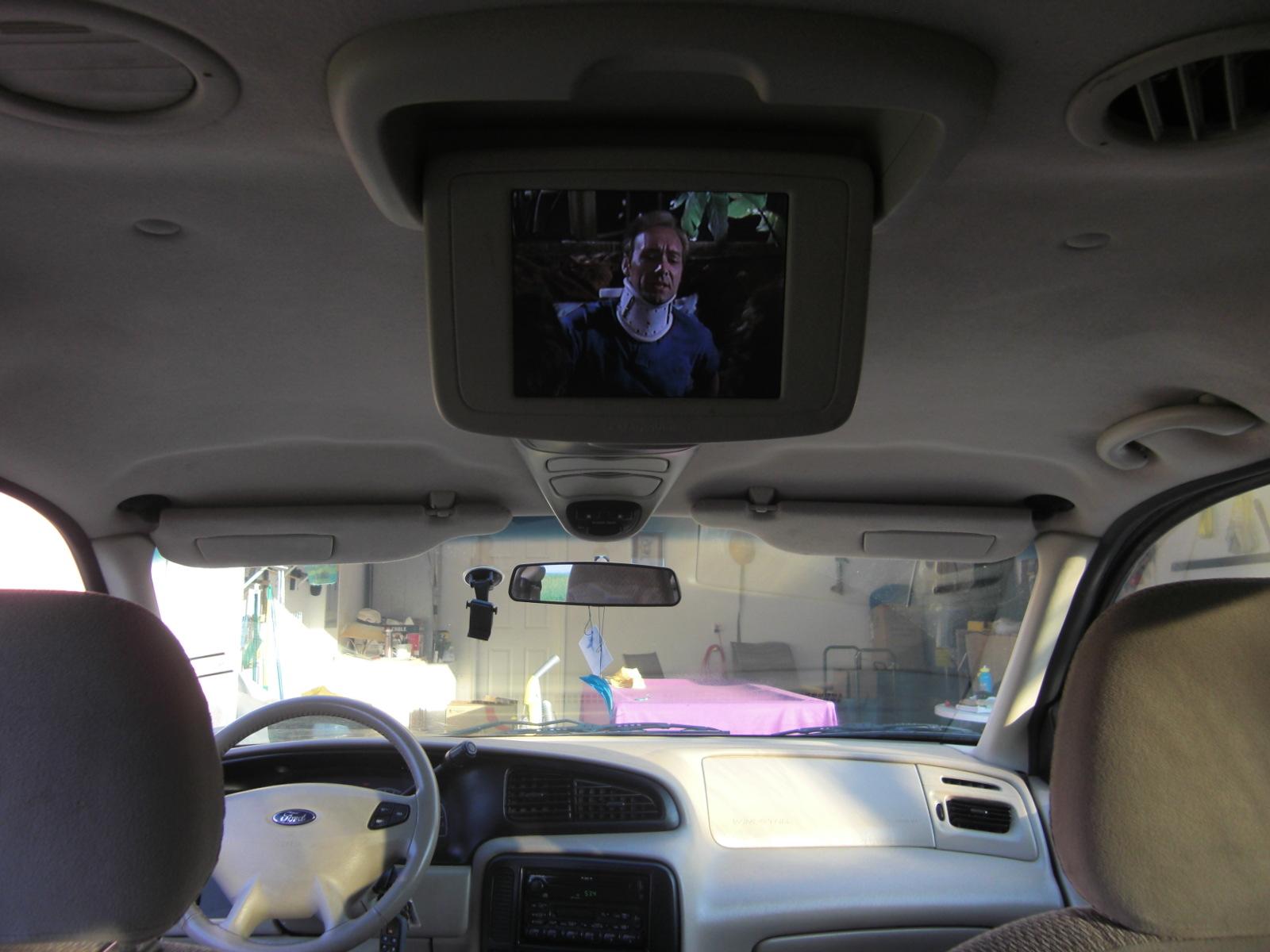Ford Windstar Sepicture 12 Reviews News Specs Buy Car 2003 Sel Se