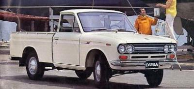 Datsun 1500 Pickup:picture # 7 , reviews, news, specs, buy car